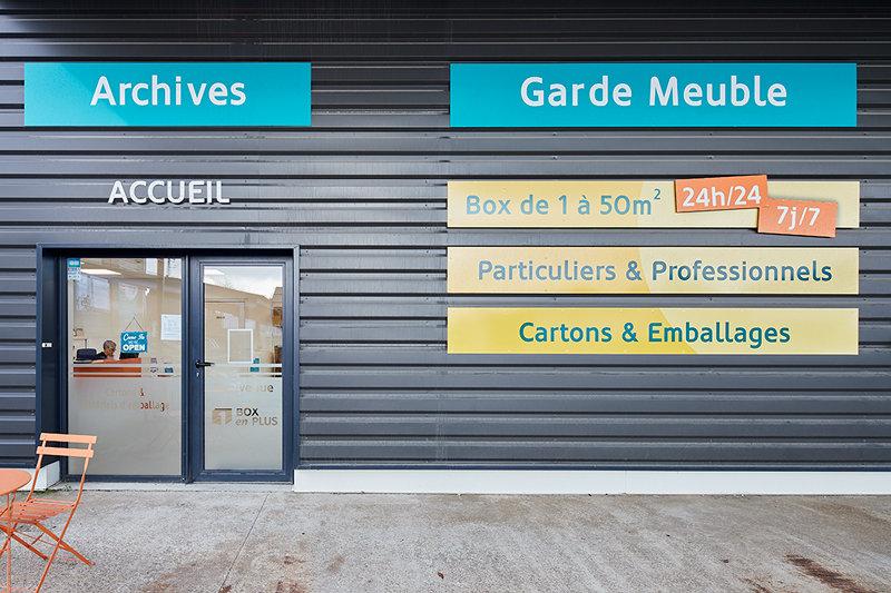 Location Box professionnel Nantes