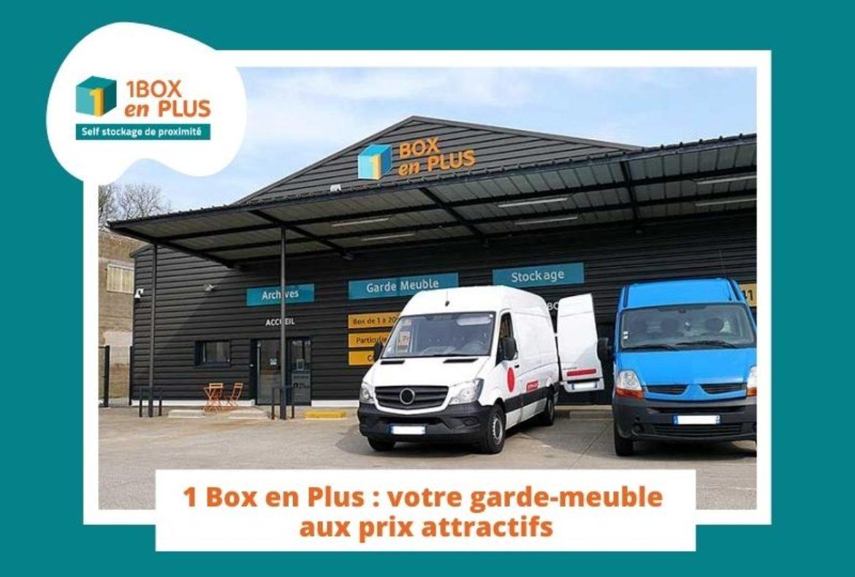 1 box en plus : votre garde meuble Nantes aux prix attractifs
